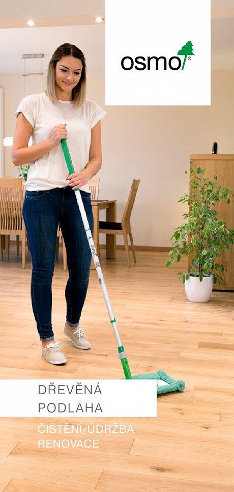 údržba a čištění podlah